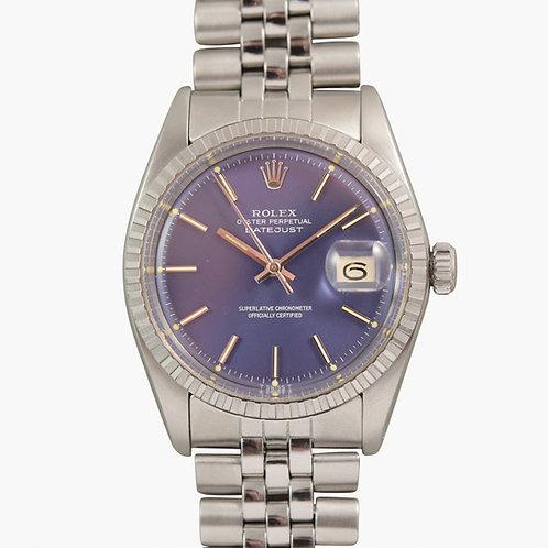 1973 Rolex Datejust 1603 Blue