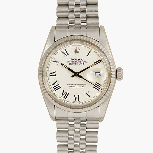 1984 Rolex Datejust Buckley Dial