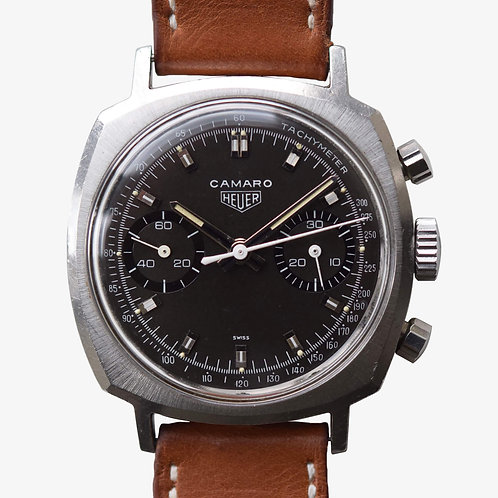 Heuer Camaro Chronograph Ref. 7743