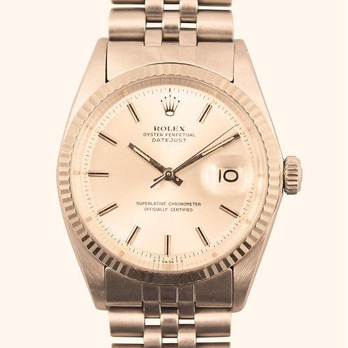 1973 Rolex Datejust 1601 Sigma Dial