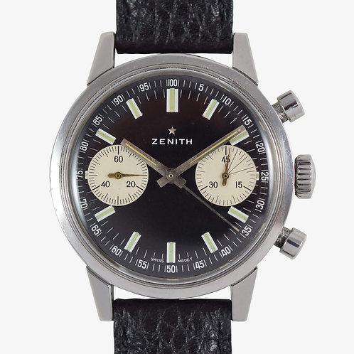 1960's Zenith A278 Chrono Panda