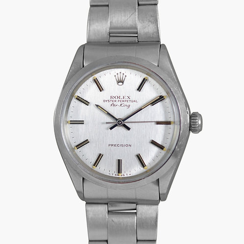 1972 Rolex OP Silver Frosted Air King