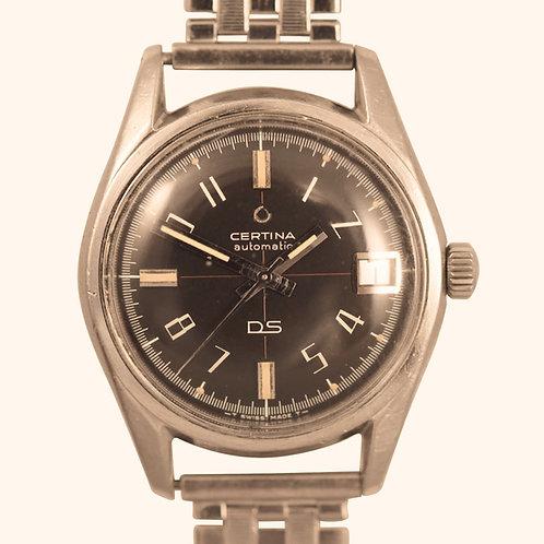 1960s Certina DS Ref. 5801