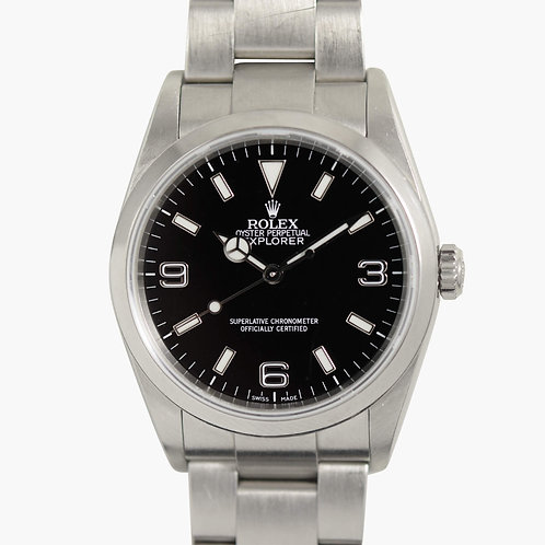 2004 Rolex Explorer 114270