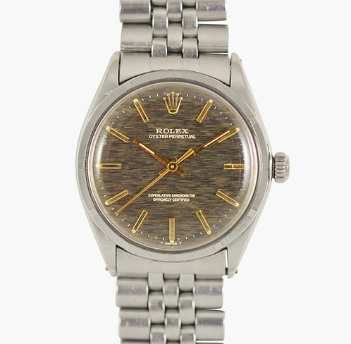 1969 Rolex Oyster Perpetual Shantung Dial