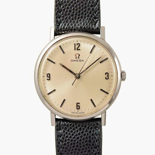 1965 Omega Explorer Dial 131.019