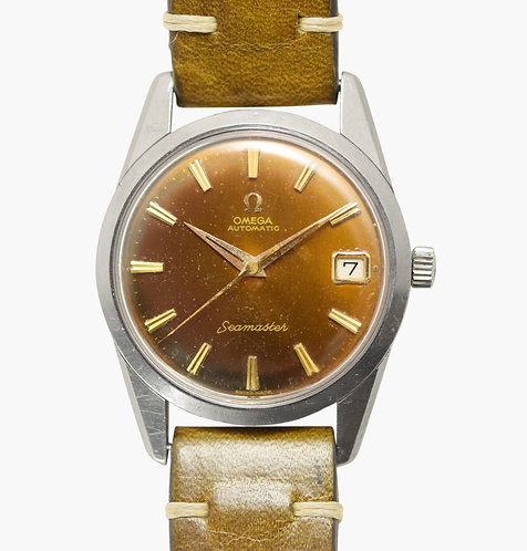 1961 Omega Tropical Gilt Seamaster