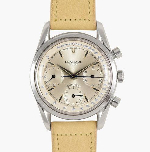 1960s Universal Genève Compax 22705-1