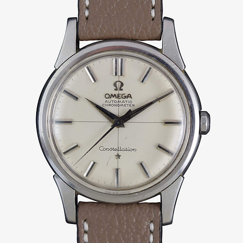 1960's Omega Constellation Crosshairs