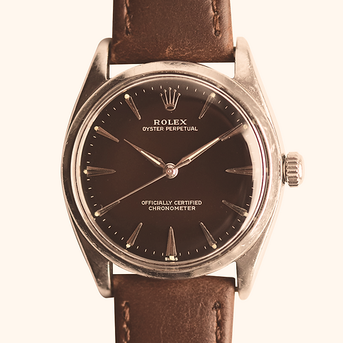 Rolex 6552 Oyster Perpetual Tropical Dial