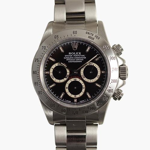 1998 Rolex Daytona Zenith 16520 U Serial