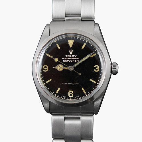 1963 Rolex Explorer Super Precision