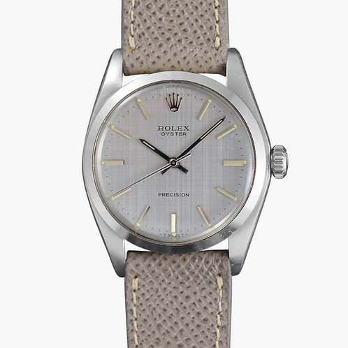 1973 Rolex Oyster Precision Grey Linen