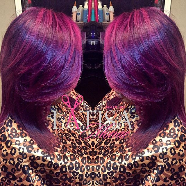 Don't forget to tell your stylist you want this color 🤓😍