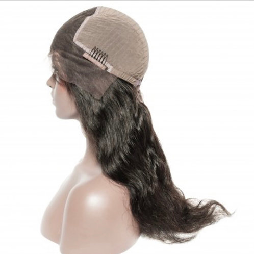 Front lace bodywave wig