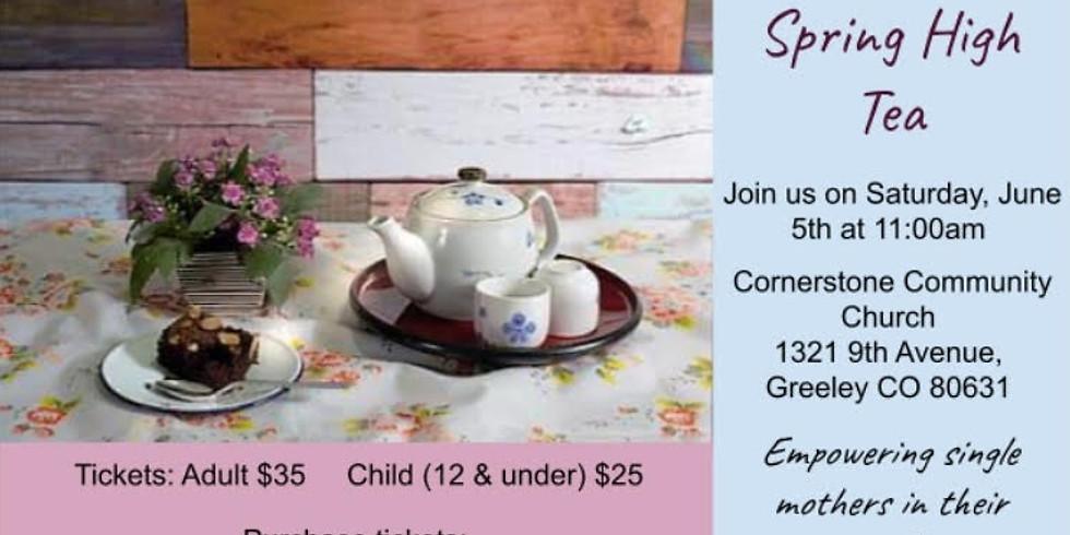 Genesis 2021 High Tea