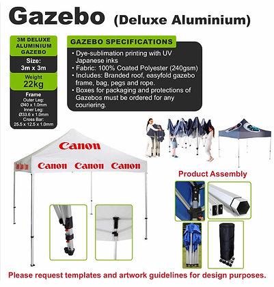 Gazebo (Deluxe Aluminium)