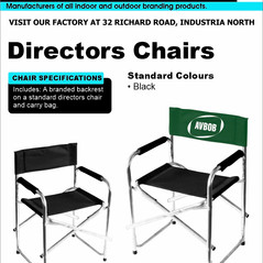 Budget Branding. Chair. Product Page. 20