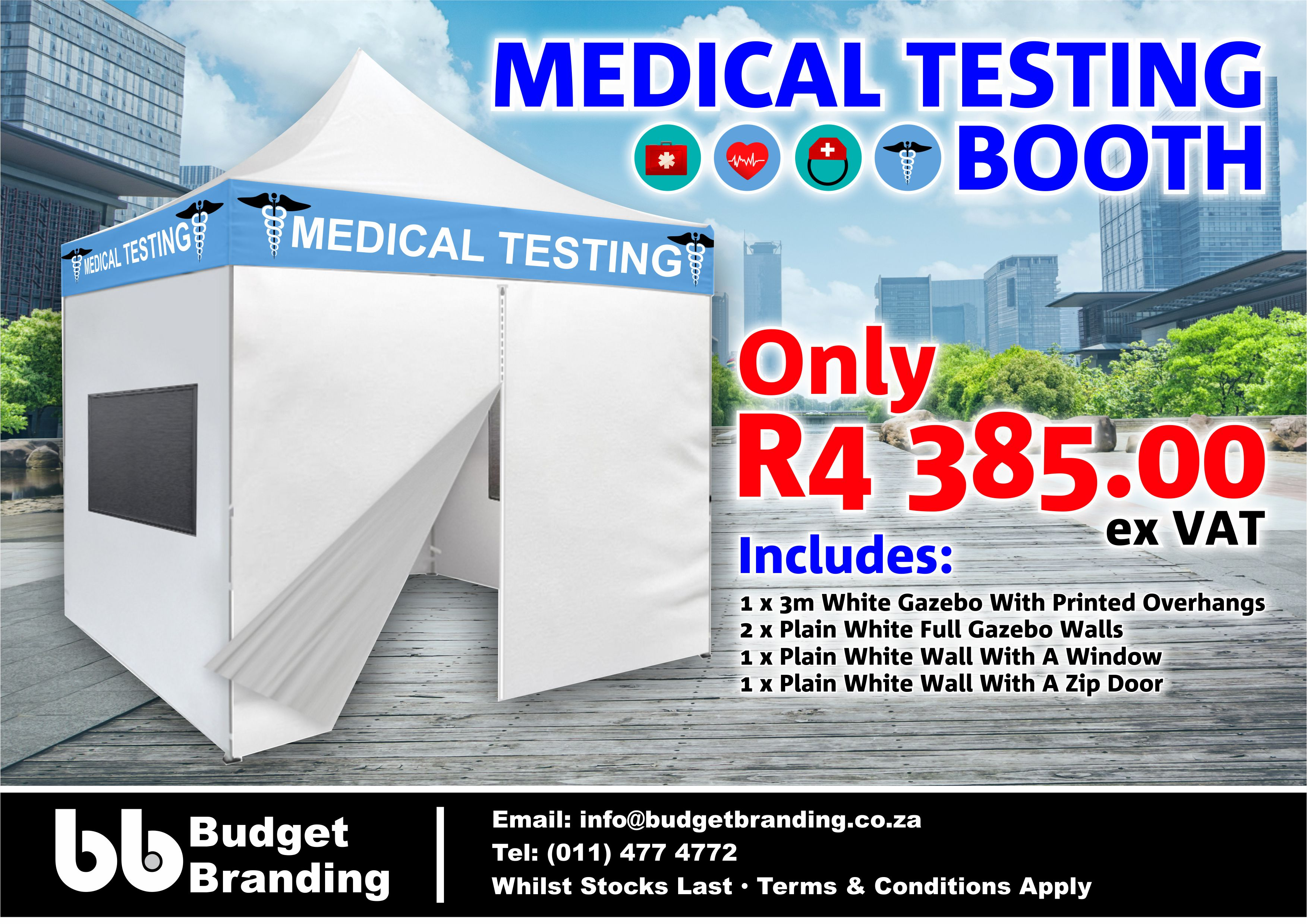 BB. Medical Testing Booth (1)
