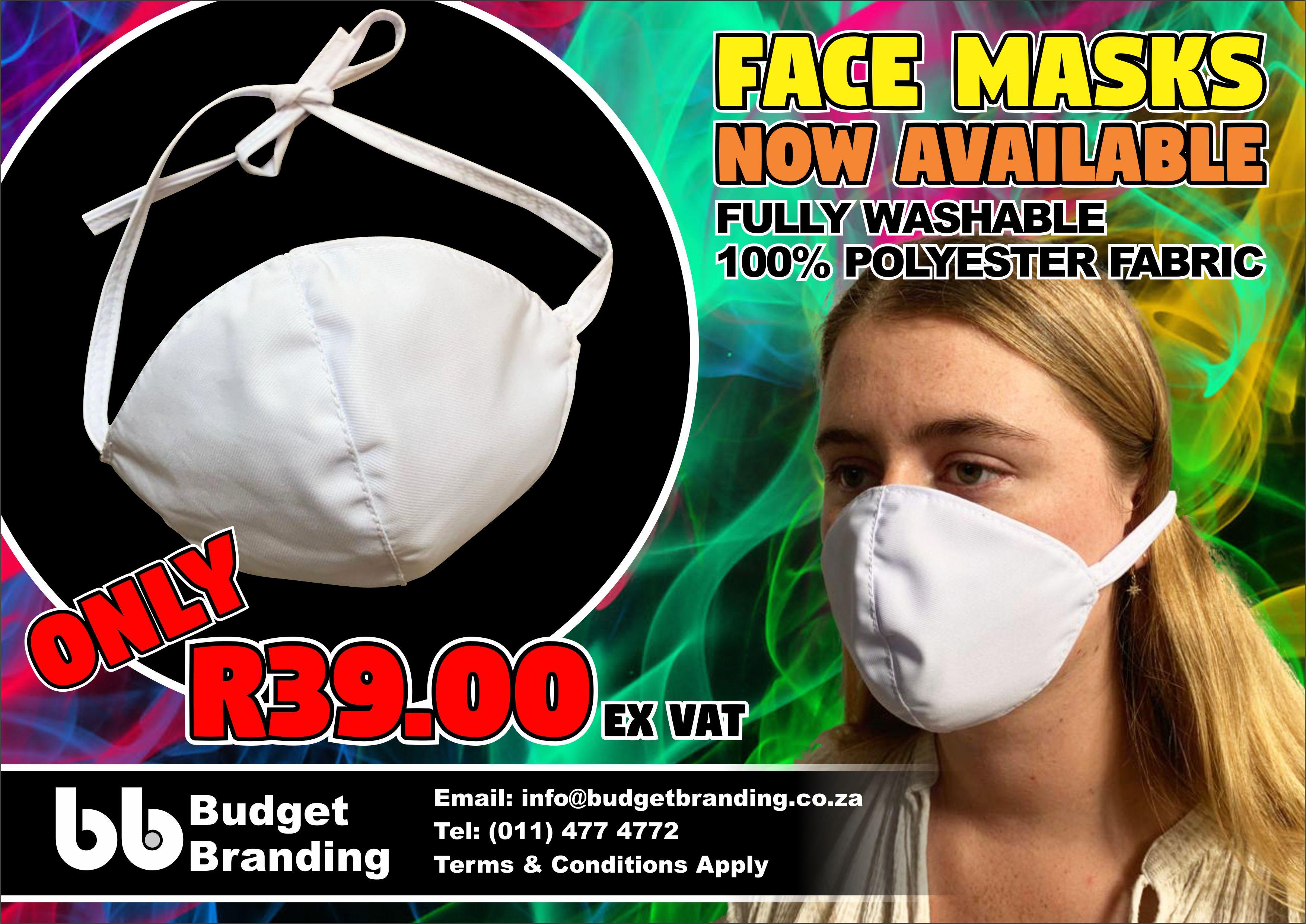 BB. Face Masks
