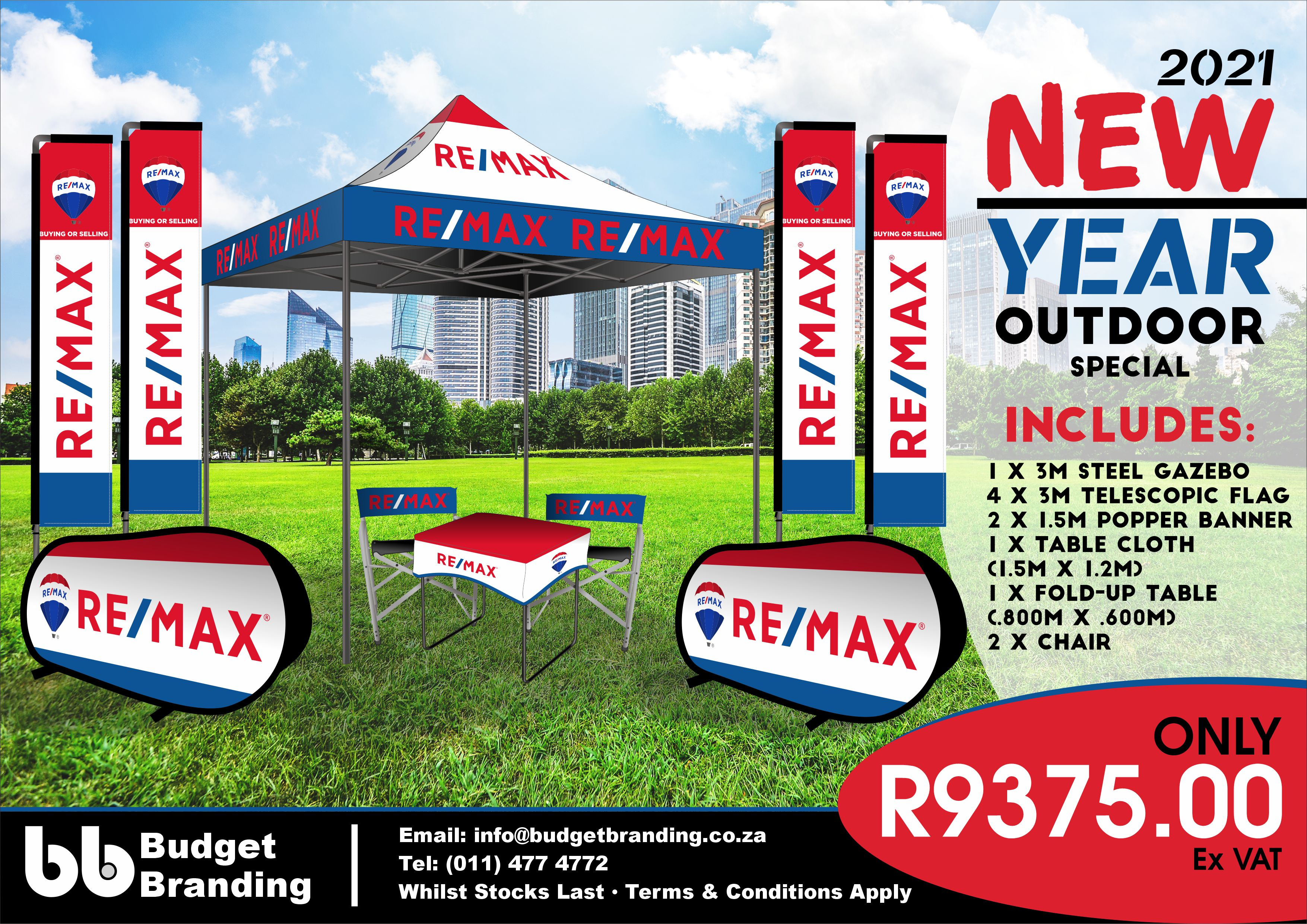 2021 New Year Outdoor Special