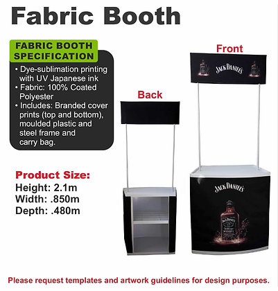 Fabric Booth