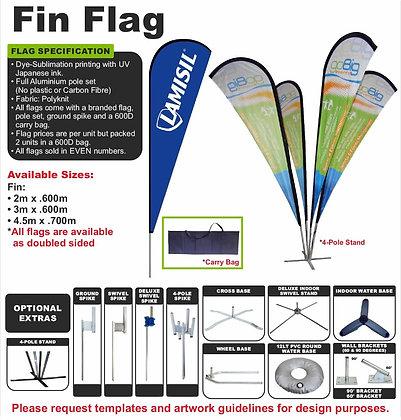 Fin Flag