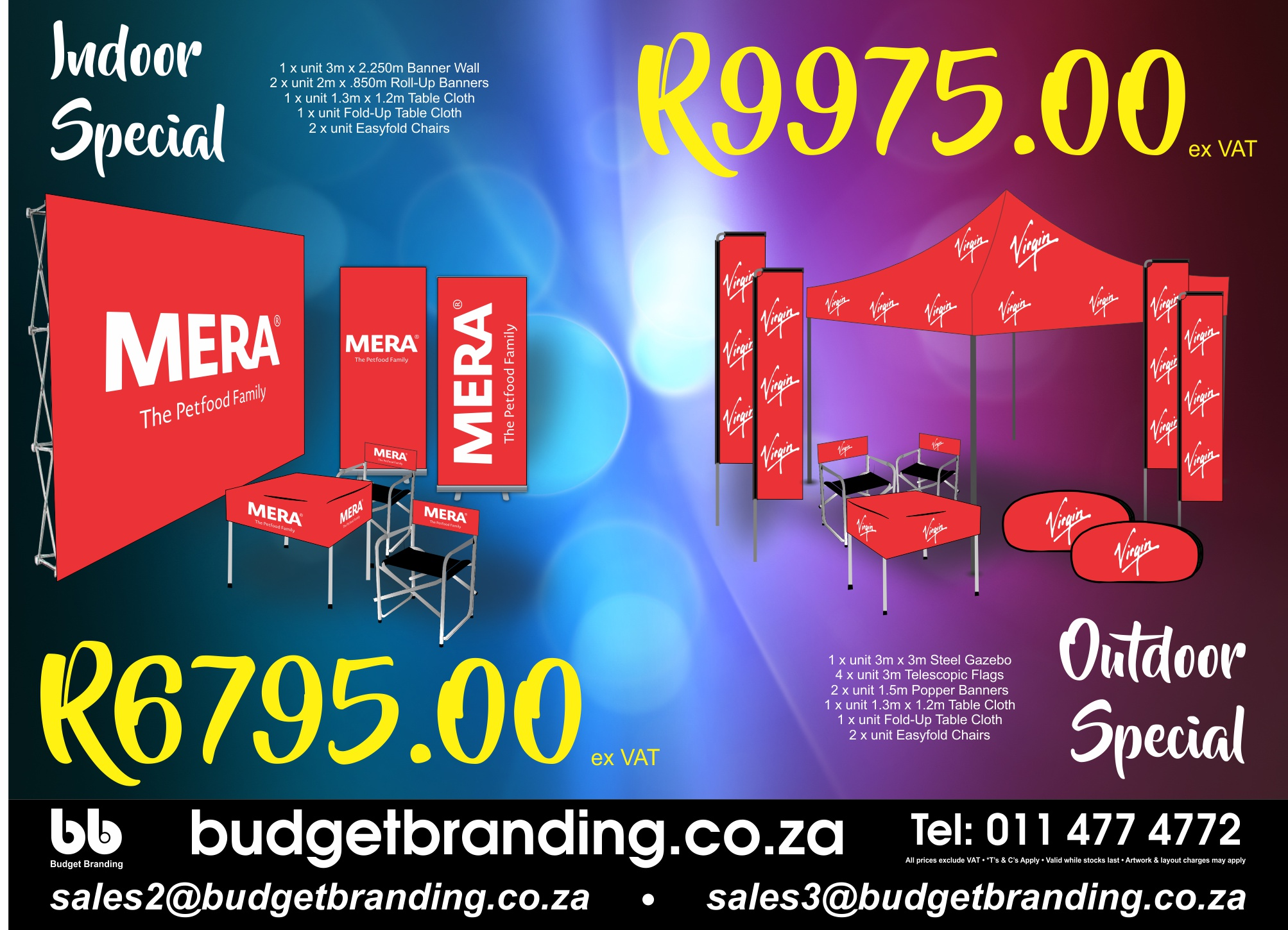 The Budget Branding!! Old school special