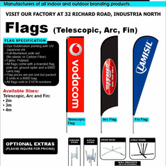 Budget Branding. Flags. Product Page. 20