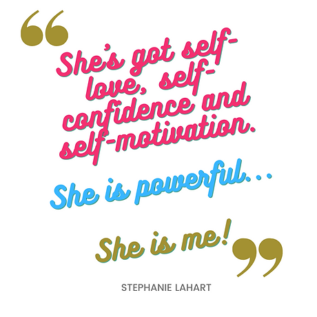Stephanie Lahart quote-2.png