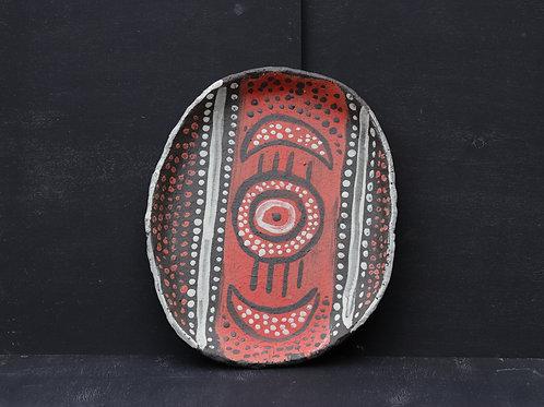 этническая тарелка