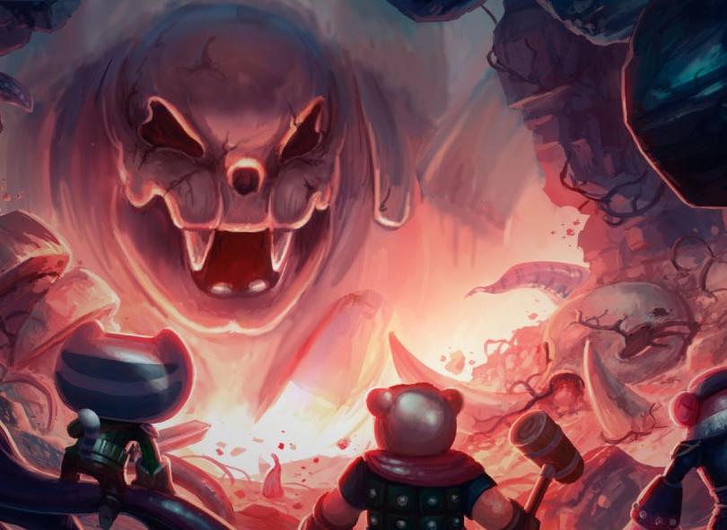 Animal Fury Underground