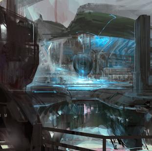 Celestium - Concept Art