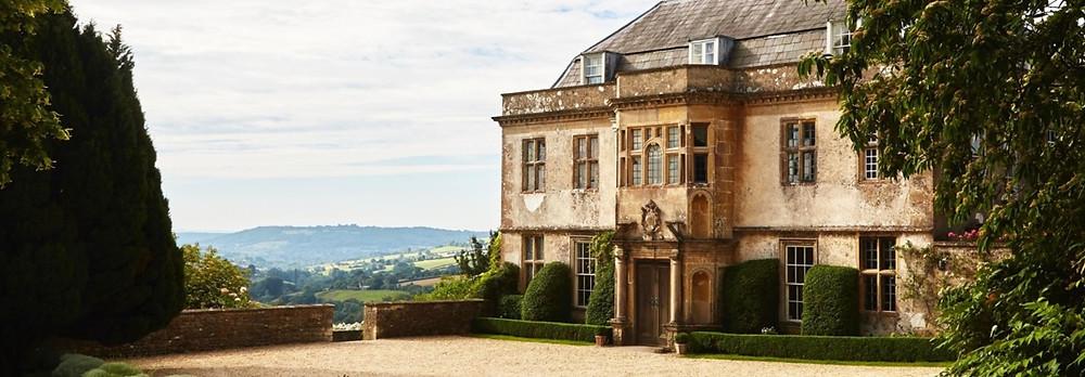 Hamswell House intimate wedding venue Bath Somerset