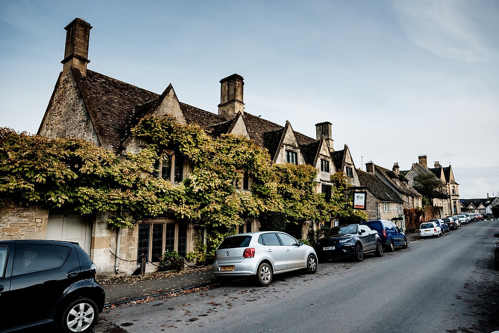 The Bay Tree Hotel intimate wedding venue Oxfordshire