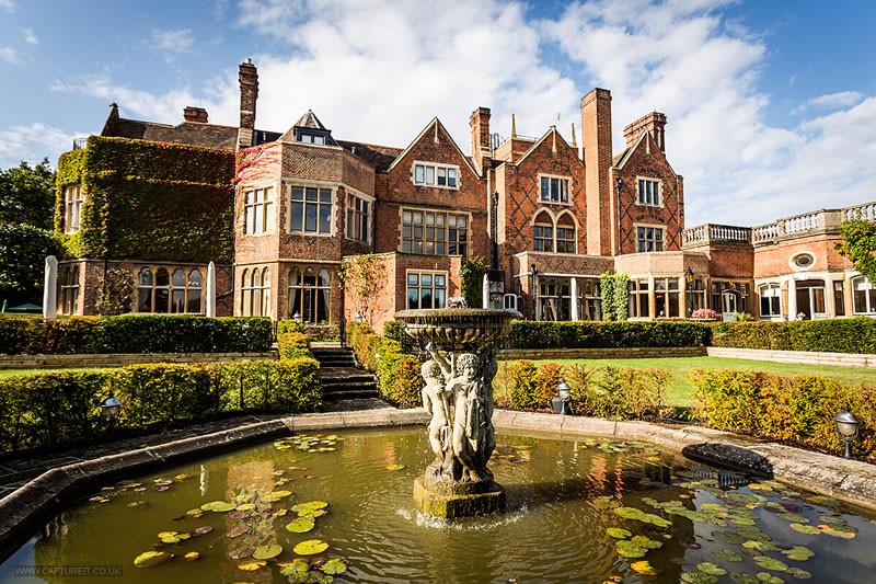 Warren House luxury wedding venue in Kingston upon Thames