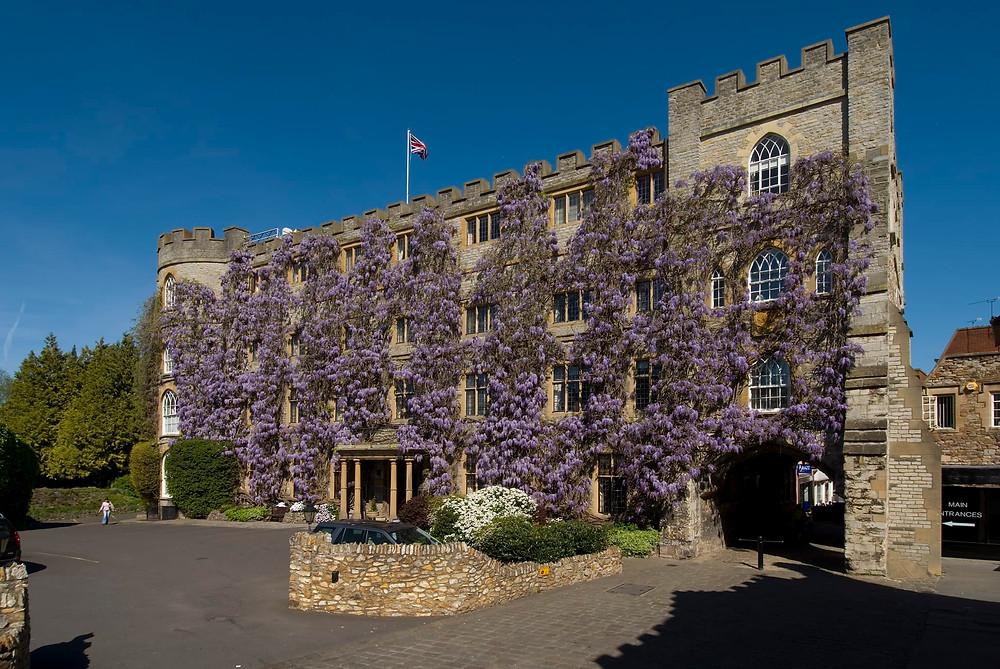 The Castle Hotel Taunton intimate wedding venue