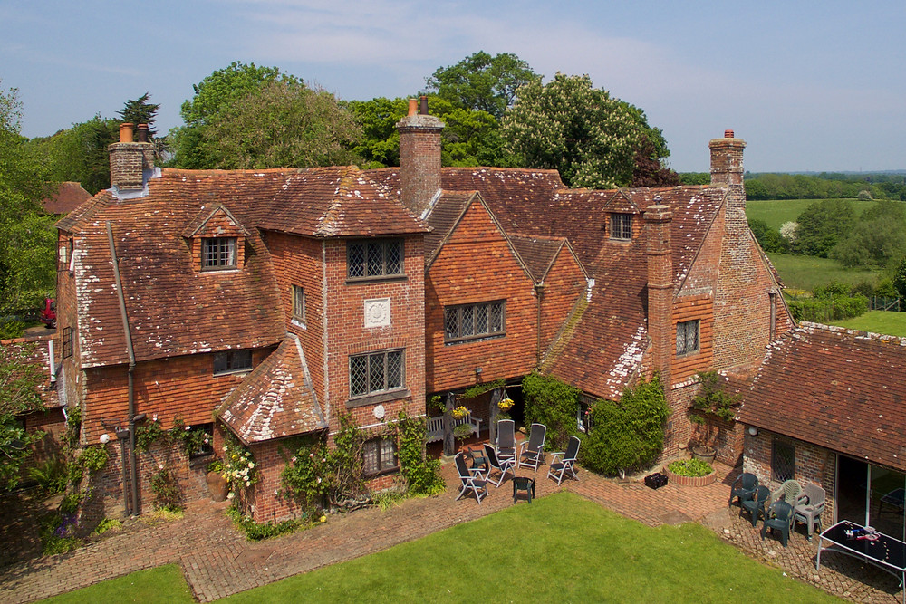 Pekes Manor, exclusive wedding venue in East Sussex for intimate celebrations