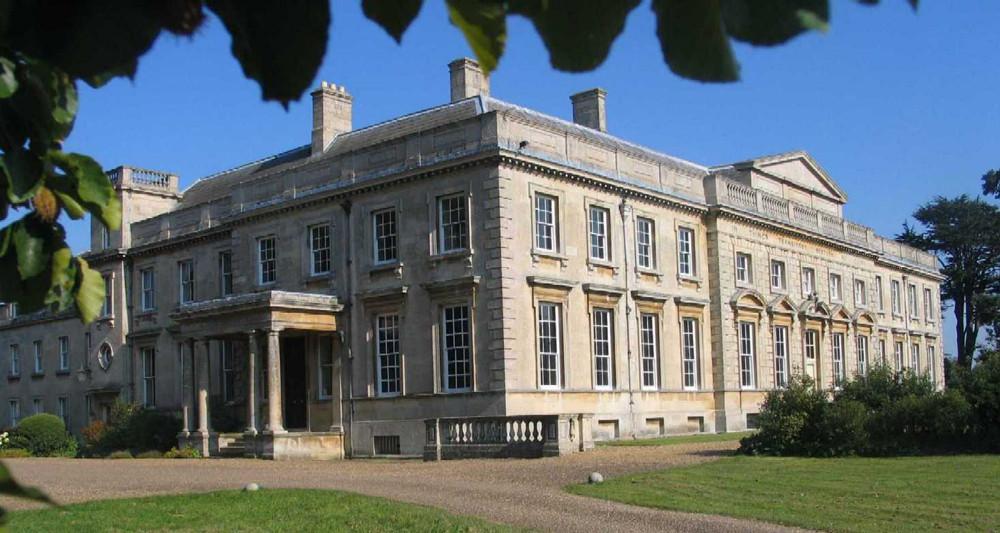 Lamport Hall exclusive intimate wedding venue Northamptonshire