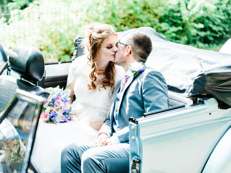 Wedding spotlight: Beckie & Mike, Bath