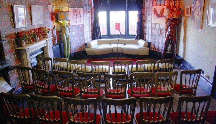 Hotel Pelirocco unique alternative wedding venue Brighton