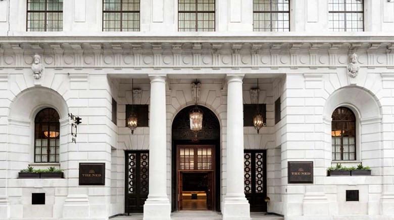 The Ned luxury intimate wedding venue London