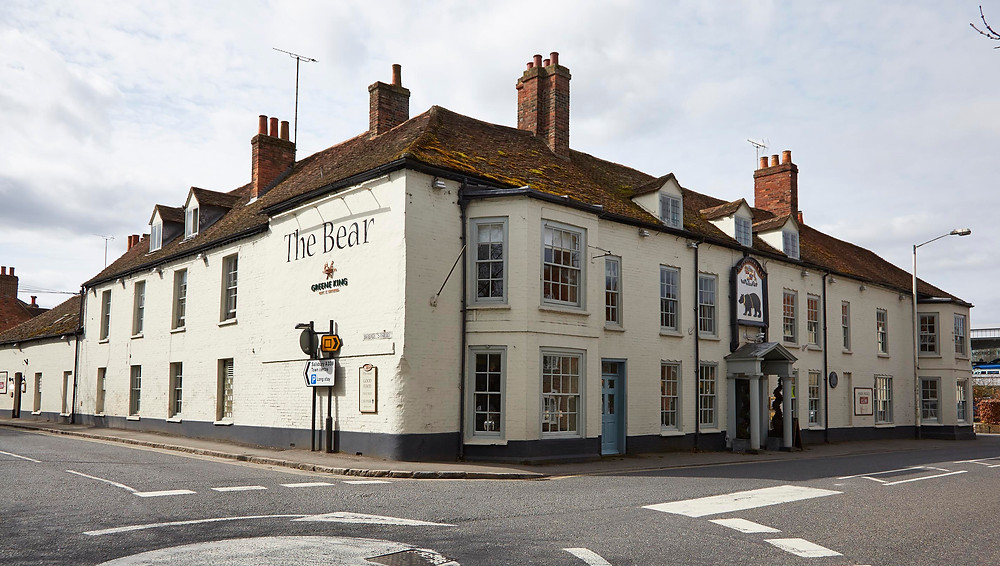 The Bear Hungerford, an intimate wedding venue