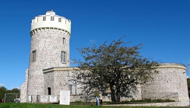 Clifton Observatory, a unique Bristol wedding venue