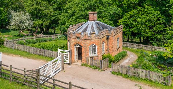 Victorian Toll House wedding venue Chilterns
