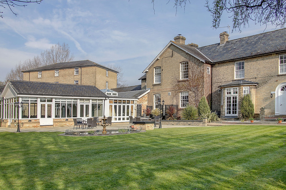 Quy Mill wedding venue Cambridgeshire