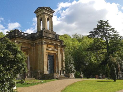 Anglican Chapel wedding venue at Arnos Vale