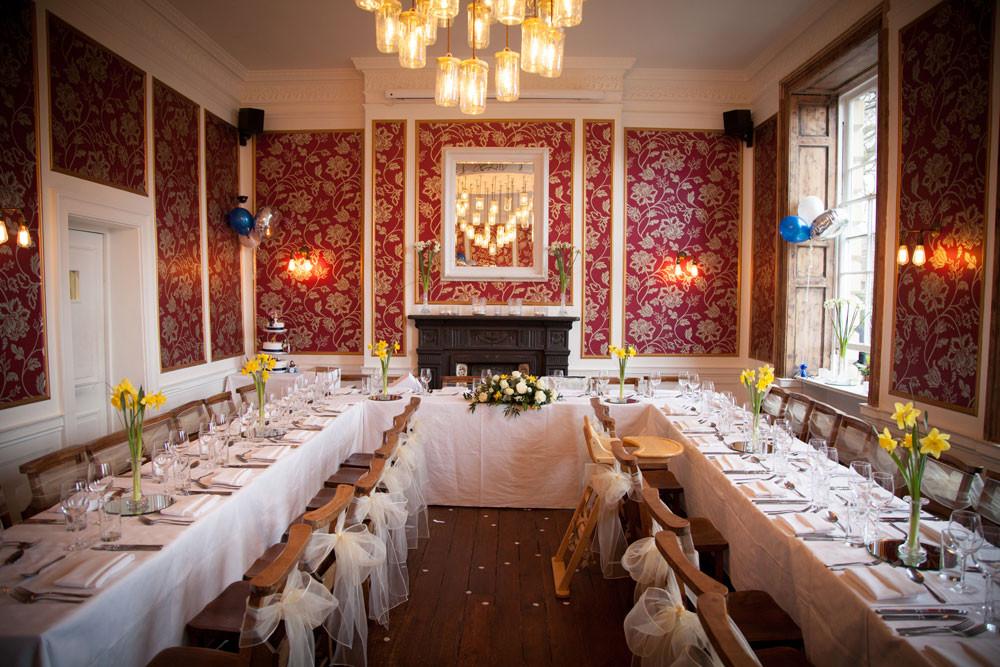 Intimate wedding venue in Bristol, No 4 Clifton Village