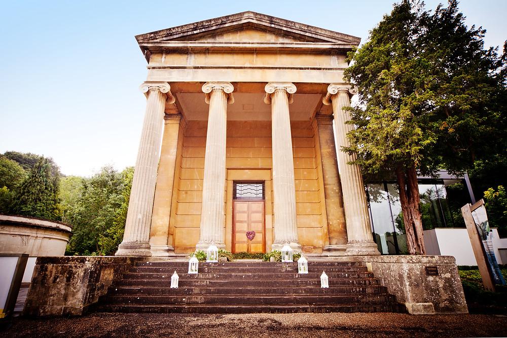 The Spielman Centre Arnos Vale Bristol wedding venue