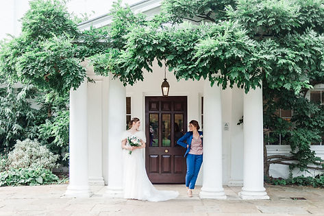 Same sex wedding at Pembroke Lodge, Richmond, shot by a gay wedding photographer